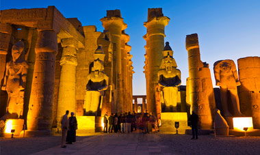 10-Day Egypt & Nile Cruise w/ Int'l Air