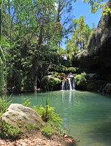 Piscine Naturelle, Isalo National Park