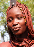 Himba tribal woman