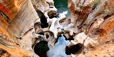Bourke's Luck Potholes, Blyde River Canyon