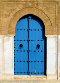 Blue Door, Tunis