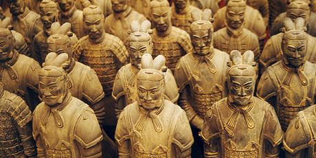 Terra Cotta Army, Xi'an