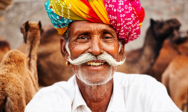Pushkar Camel Fair - Unique India Tour, $300 off