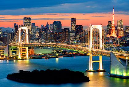 Singapore & Tokyo Adventure