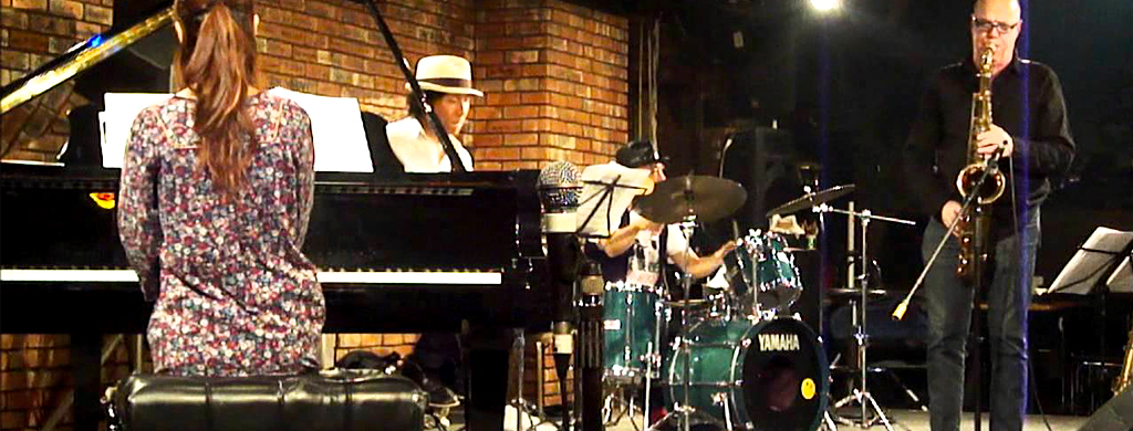 Bob Sheppard live at B-Flat Jazz Club, Akasaka  Video by Giarola77