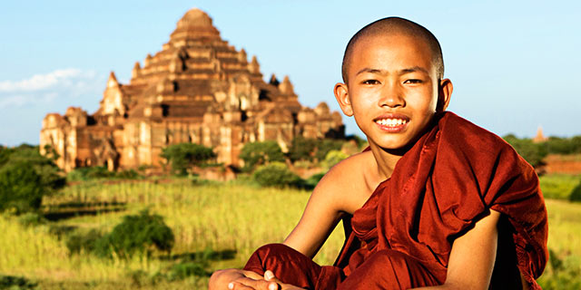 Mystical Myanmar