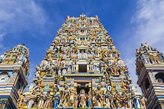 Murugan Temple, Colombo