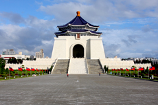 Chiang Kai-Shek memorial hall photo by AngMoKio