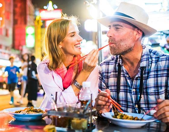 Romantic Rendezvous in Thailand