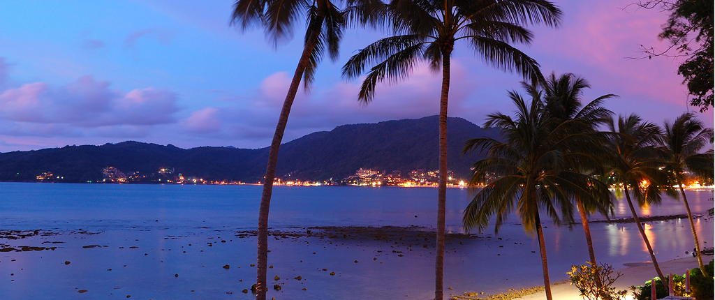 PATONG BEACH: Experience the vibrant atmosphere and exciting nightlife