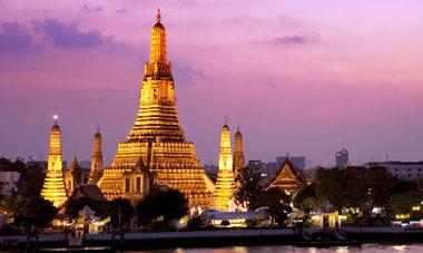 9-Day Thailand: Bangkok & Kanchanaburi