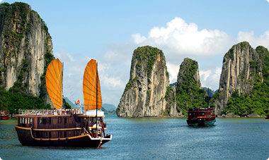 Vietnam & Cambodia Tour Package w/ Air