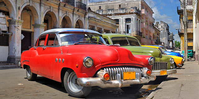 Colors of Cuba