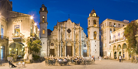 Plaza de la Catedral, Old Havana
