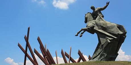 Antonio Maceo memorial, Santiago de Cuba