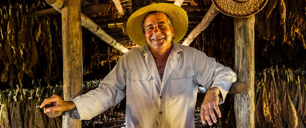 A tobacco farmer, Cuba © Jeremy Woodhouse, pixelchrome.com
