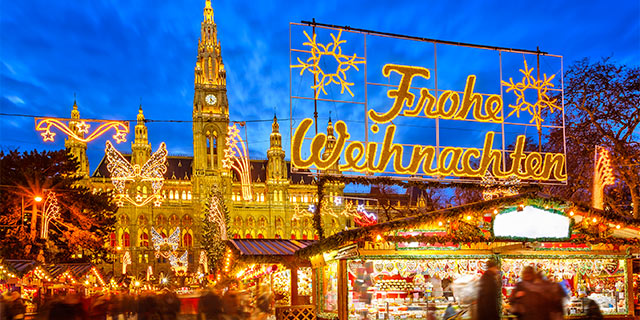 Splendors of Europe Christmas Markets River Cruise
