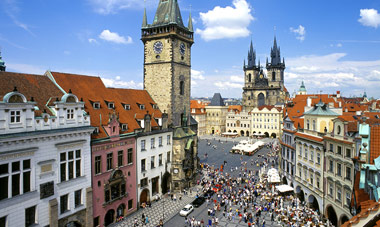 Prague Getaway package
