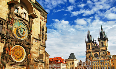 Budapest, Vienna, Prague by Rail w/ Int'l Air, $300 off