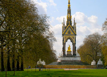 Prince Albert Memorial, Hyde Park Photo by Alby