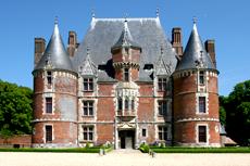 Château de Martainville photo by Tristan Nitot