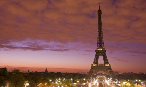 Paris Getaway package