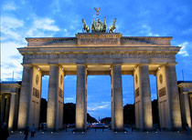Brandenburger Gate, Berlin