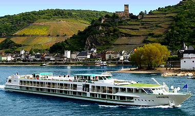 Treasures of the Rhine River Cruise tour, $500 off