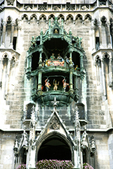 Clock Tower, Marienplatz, Munich