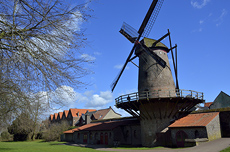 Windmill in Xanten