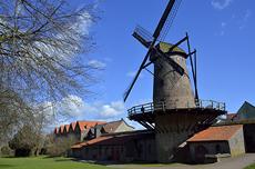Windmill in Xanten