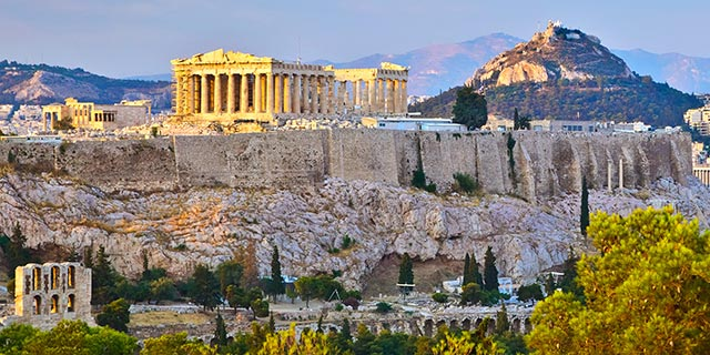 Greek Island Special: 3 Day Cruise & Athens