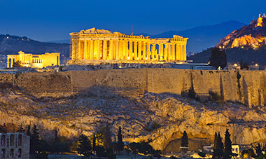 Greek Isles & 3 Day Idyllic Cruise