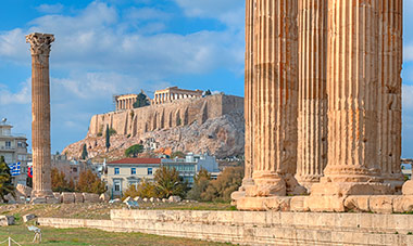 Greek Isles & 7 Day Idyllic Cruise
