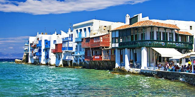 Greek Island Special: 4 Day Cruise & Athens