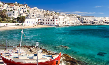 Athens with 3-Day Greek Islands Cruise