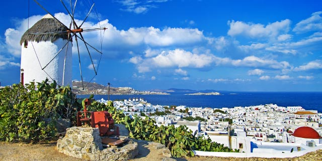 Athens, Mykonos & Greek Isles Cruise