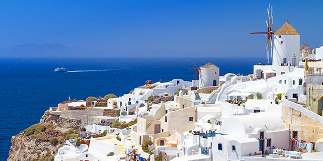 Greek Isles & 4 Day Idyllic Cruise