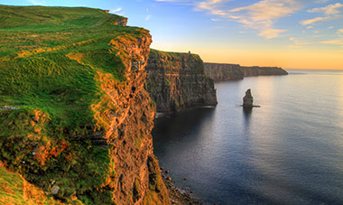 8-day Escorted Ireland Tour with Flights