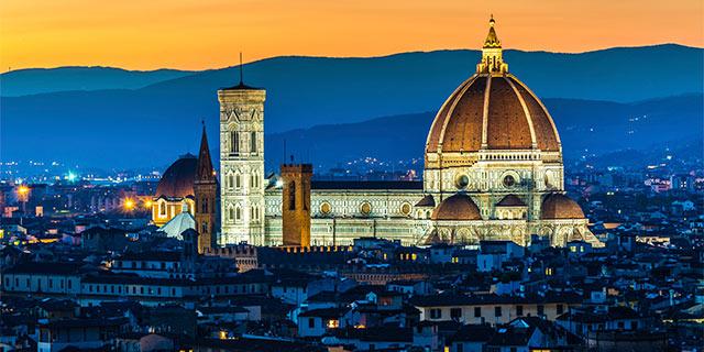 Florence Getaway package