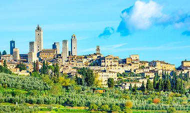 Tuscany w/ Flights, Hotel & 7 Day Car Rental, $300 off