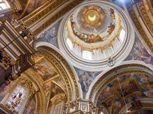 The Cathedral of St. Paul, Mdina  Photo by Jean Christophe BENOIST  © Wikipedia Commons