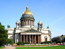 St. Isaacs Cathedral, St. Petersburg