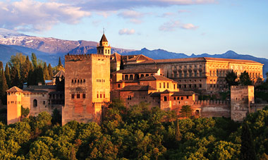 8 Day Escorted Tour of Spain w/ Air Included