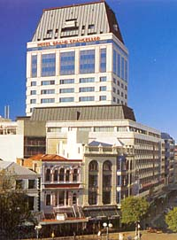 Grand Chancellor Hotel