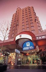 Mercure Grand Swanston Hotel