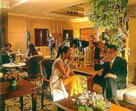 Topland Hotel Lounge