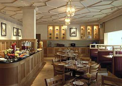 Hotel Claridges restaurant