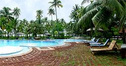 Coconut Lagoon pool