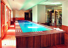 Grace Hotel indoor pool